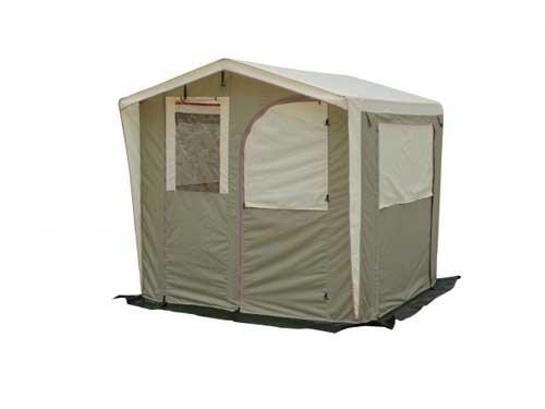 Как собрать палатку-кухню «Митек»