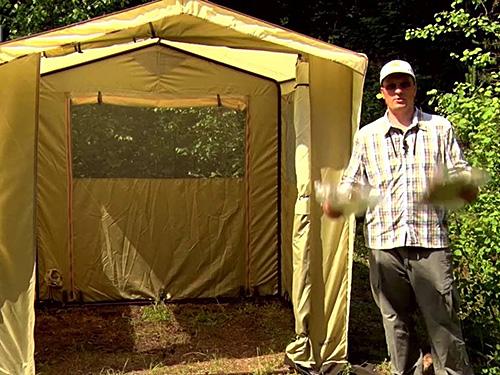Палатки и складная мебель