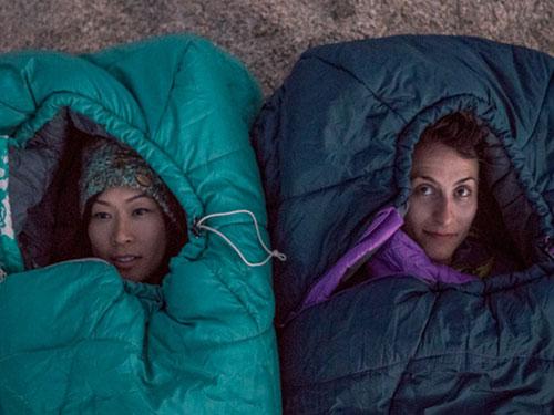 Выбираем спальный мешок для похода