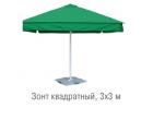 Реклама на зонтах
