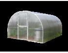 Теплица дачная Жемчужинка 4 х 3 под сотовый поликарбонат