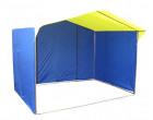 Торговая палатка «Домик» 2,5 x 2 из трубы Ø 25 мм.