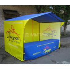 Производство торговых палаток