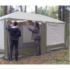 Производство шатров