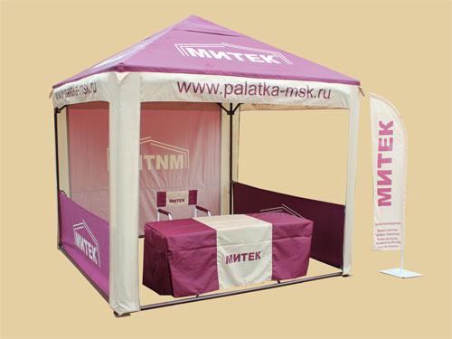 Как выбрать палатку для торговли