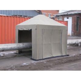 Палатка сварщика 2,5х2,5 м