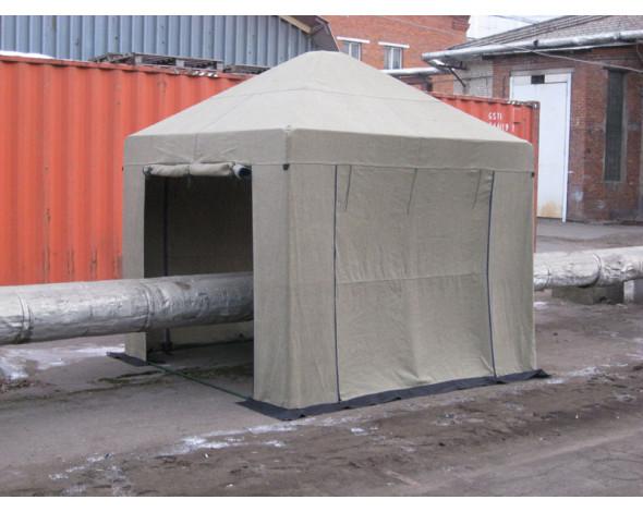 Палатка сварщика 3х3 м