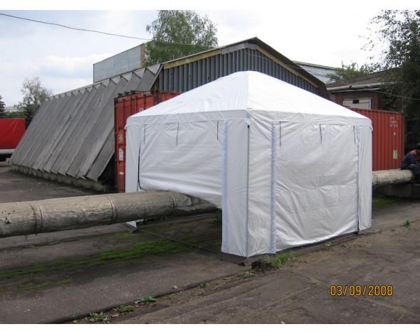 Палатка сварщика 2,5х2,5 м (ТАФ)