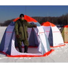 Производство палаток для зимней рыбалки