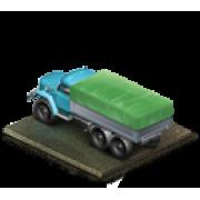 Полог на грузовик