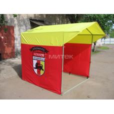 Палатка клуба Алания