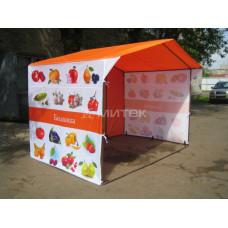 Палатка для ярмарки
