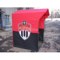 Палатка ФК Химки