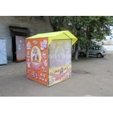 Палатка для продажи с логотипом Пряники
