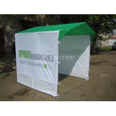 Палатка уличная для проката в парке Сокольники