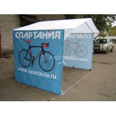 Палатка, бренд Спартания