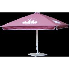 Зонт с рекламой Богатырь