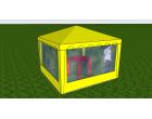 Стенка с окном 3,0 х 2,0 (к беседке 3,0х3,0 и 6,0х3,0)