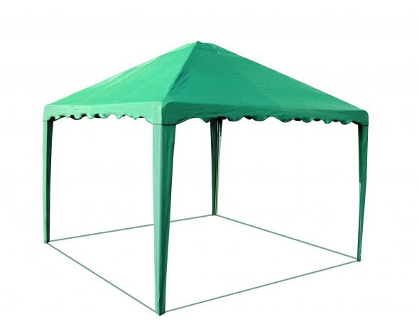 Шатер-беседка Митек 2,5 х 2,5  зеленая