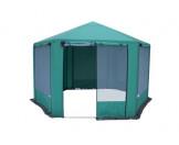 Шатер «Пикник-шестигранник» зеленый
