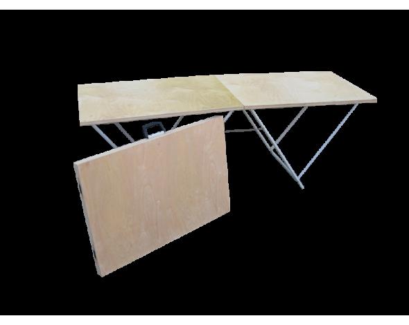 Торговый стол складной 1,8*0,6