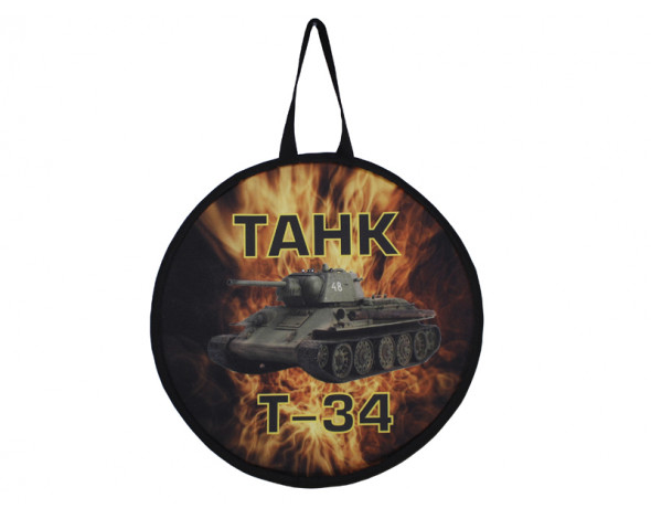 Ледянка Танк т34