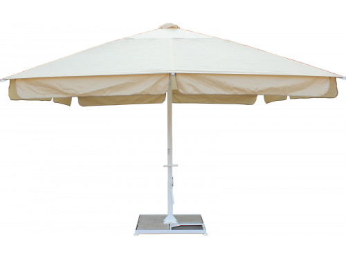 Уличный зонт 4х4 метра (8 спиц) от Митек