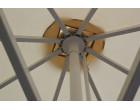 Зонт квадратный телескопический 4х4 (8спиц)