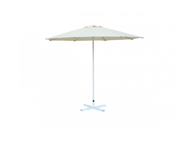 Зонт Ø 2.5м.(8) Ал без волана