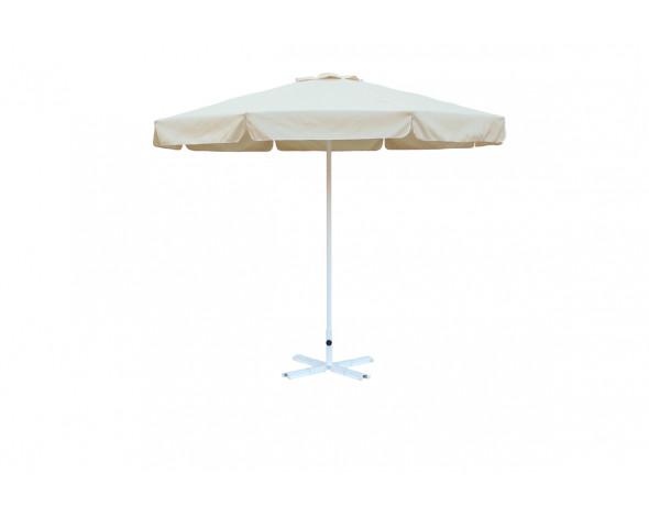 Зонт Ø 2.5м.(8) Ст с воланом