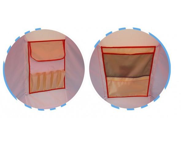 Зимняя палатка Нельма куб 2 люкс-3